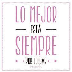 No esperes más y ve a buscarlo. #TheTaiSpa #BuenosDiasTai #Positivismo #Frases