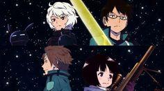World Trigger Anime Fall 2014 Yuma Kuga Osamu Mikumo Yuichi Jin Chika Amatori 1920x1080
