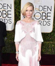 Cate Blanchett en Tiffany & Co
