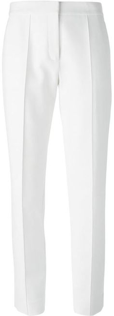 Tory Burch straight leg trousers