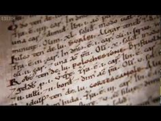 What Was The Domesday Book Actually For? Watch 'The Normans' on the Global BBC iPlayer Bbc, Domesday Book, Norman, Faith, History, Youtube, Books, Historia, Libros
