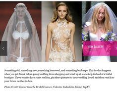 Drawing the Line Between Sexy and Slutty Wedding Gowns