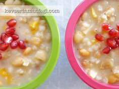 Asure (Noah's Pudding) Recipe | Turkish Style Cooking