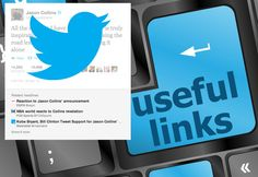 Twitter toont links naar webpagina's die tweet embed hebben onder die tweet