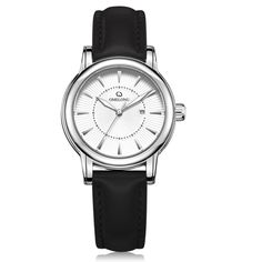 143.60$  Watch here - http://aliofj.worldwells.pw/go.php?t=32773632164 - Watches Women Luxury Brand Omelong Genuine Leather Strap Simple Dial Fashion Wristwatch Dress ladies Clock Hour relogio feminino 143.60$