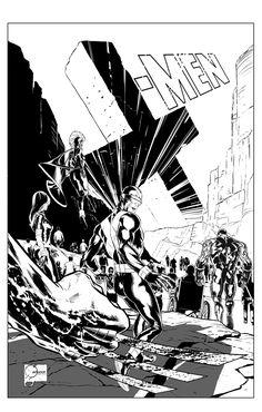 Logan - X-Men by Joe Quesada *