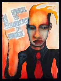 Tim Skold by Marilyn Manson