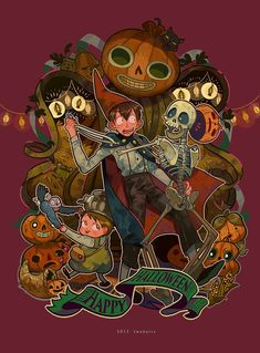 Over the garden well