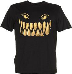 koszulka męska z uśmiechem Yeti