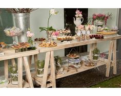 centros de mesa vintage pinterest - Buscar con Google