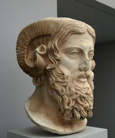 Zeus Amon. Kala Ksetram