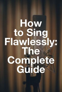 Anyone can learn how to sing! It doesn't matter whether you're on tour or you just love karaoke. Here are 40 proven vocal tips that you haven't tried. Vocal Lessons, Singing Lessons, Singing Tips, Piano Lessons, Music Lessons, Guitar Lessons, Art Lessons, Music Sing, Songs To Sing