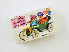 Domino du code de la route, leshappyvintage.fr