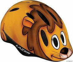 Lazer Helmets Max Plus Bike Helmet - Youth, Yellow Lazer Helmets, Kids Helmets, Balance Bike, Kids Bike, Tricycle, Bicycle Helmet, Lion, Youth, Scooters