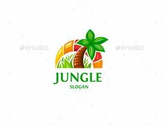 """Check out new work on my @Behance portfolio: """"Jungle Logo Template"""" http://be.net/gallery/50811937/Jungle-Logo-Template"""
