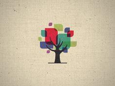60 Attractive and Colorful Logo Design inspiration for you - Geegle News Logo Design Examples, Web Design, Graphic Design Branding, Identity Design, Graphic Design Illustration, Design Art, Creative Logo, D Mark, Church Logo