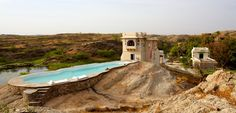"""#Huntinglodge #serenesurroundings #privatesplashpool & #impeccableservice!  You'll remember these moments long after you leave. Thank you Against all boring hotels for featuring us as """"Magical Slow Living Escape in Rajasthan."""" http://www.uniqhotels.com/lakshman-sagar #Uniqhotels #LakshmanSagar #Adventure #Escape #Getaway #Kayaking #Lake #Magical #Rajasthan #Rejuvenate #Relax #SlowLiving"""