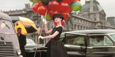 Un pequeño 'sneak-peek' del nuevo libro, 'Audrey: The 50s'.