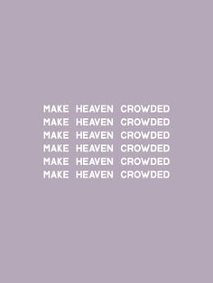 Make Heaven crowded - Make Heaven crowded Faith quotes l Hope quotes l Christian Quotes l Christian Sayings Bible Verses Quotes, Jesus Quotes, Faith Quotes, Scriptures, Hope Quotes, Happy Bible Quotes, Quotes Quotes, God Loves You Quotes, Jesus Sayings