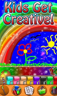1000 Images About COLORING Android Apps For Kids On Pinterest