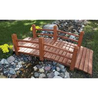 Sportsman's Guide has your CASTLECREEK Wooden Garden Bridge available at a great price in our Yard & Garden collection