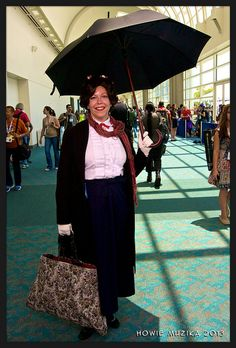 MARY POPPINS | SDCC 2013