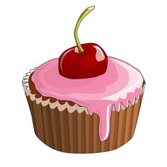 cupcake clipart 04