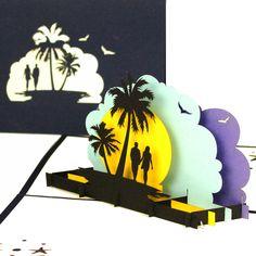 """Maritime Urlaubsgrüße: Der Sommer kommt wieder!   Ob Angelausflug, Kreuzfahrt oder Strandspaziergang zu zweit - lass Dich verzaubern von unseren neuen Pop Up Karten in der Kategorie """"Urlaub & Maritimes""""!    ... alle neuen Reise-Motive findest Du ab sofort unter www.colognecards.de   #Popupkarten #urlaub #gutschein #reisekasse #fernweh #colognecards #3dkarte #klappkarten #reise"""