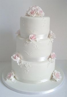 Availability of cake decorators may be restricted at the pastry shop of your opt… – Lace Wedding Cake Ideas Floral Wedding Cakes, White Wedding Cakes, Elegant Wedding Cakes, Elegant Cakes, Wedding Cake Designs, Lace Wedding, Wedding Lasso, Wedding Ideas, Beautiful Wedding Cakes