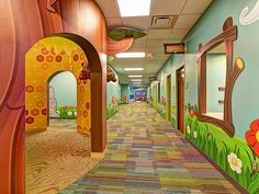 Kids Ministry Theme Hallway,  Interactive Theme, Custom Original Theme Design, Children's Church Design