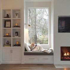 The Coziest Reading Nooks We Have Ever Come Across2-