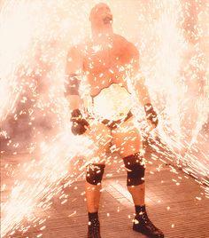 WCW Champion Goldberg