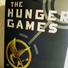 Feb. 15 - Received Hunger Games from Amazon!