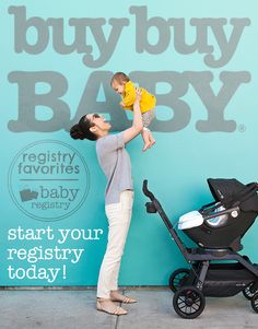 You can get all your new baby must-haves at one place: buybuy Baby. Start your registry today.