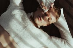 Boys By Girls   Glaciers Forever. David Mathiesen by Emilia Staugaard. Major Models, Beneath The Sea, Le Management, Harrington Jacket, Our Legacy, Roll Neck Sweater, We Fall In Love, Female Photographers, Boyish