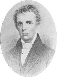 Photograph of Barton W. Stone