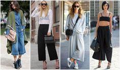 tendencia pantalón culotte