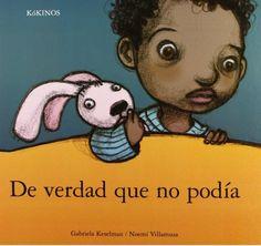 """Reseña del #libroinfantil """"De verdad que no podía"""" http://espectacularkids.com/blog/es/resena-del-libro-infantil-de-verdad-que-no-podia/"""