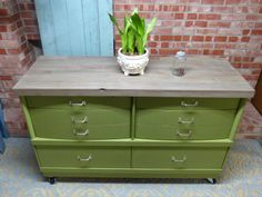 Exceptionnel SIMPLE REDESIGN   CUSTOM FURNITURE PAINTING   GRAND RAPIDS, MI: UPDATED  UGLY BLOND 60u0027S