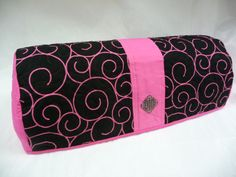 PINK SWIRLS  Expression Dust Cover  Expression by KathysCozies, $29.99