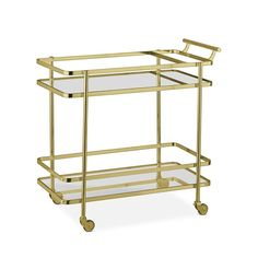 Our Truman Bar Cart is 20% off for a limited time during our annual #BarEvent #williamssonoma #cocktailhour