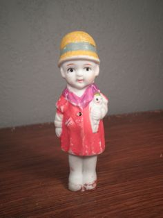 Vintage Bisque Doll by hopsack on Etsy
