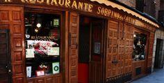 Restaurante Botín en Madrid: declarado el restaurante más antiguo del mundo