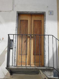Interesting doors...