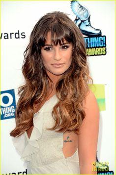 Lea Michele & Cory Monteith - Do Something Awards 2012