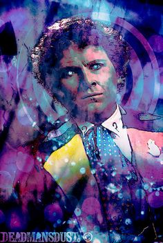 The Sixth Doctor by Deadmans-Dust.deviantart.com on @deviantART