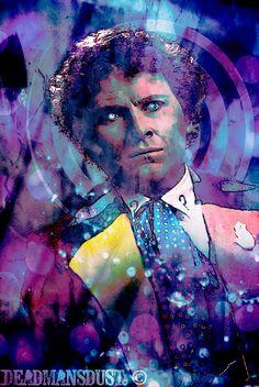 The Sixth Doctor by Deadmans-Dust.deviantart.com on @deviantART