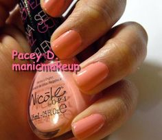 Selena Nichole By Opi Polish