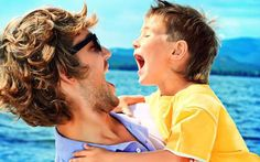 10 συμβουλές για πατεράδες που μεγαλώνουν γιους