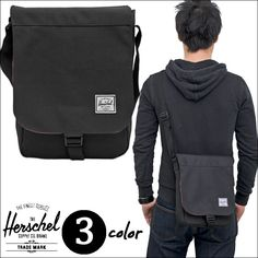 """$35 Hershel supply Ridge shoulder bag 5L3 11"""" x 8"""" x 5"""""""